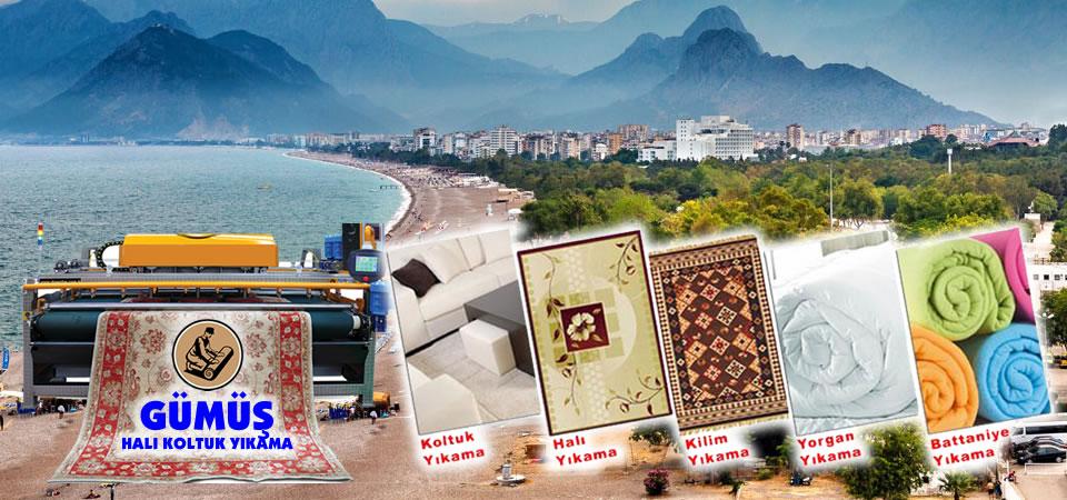 Antalya Gümüş Halı Yıkama - İletişim 0533 133 5307 – 0537 564 2934